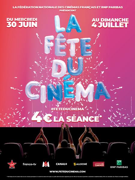 FÊTE DU CINEMA 2021